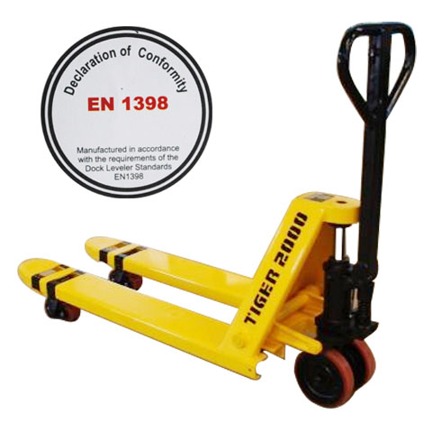 Pallet Truck - Products - Ferro Tiger